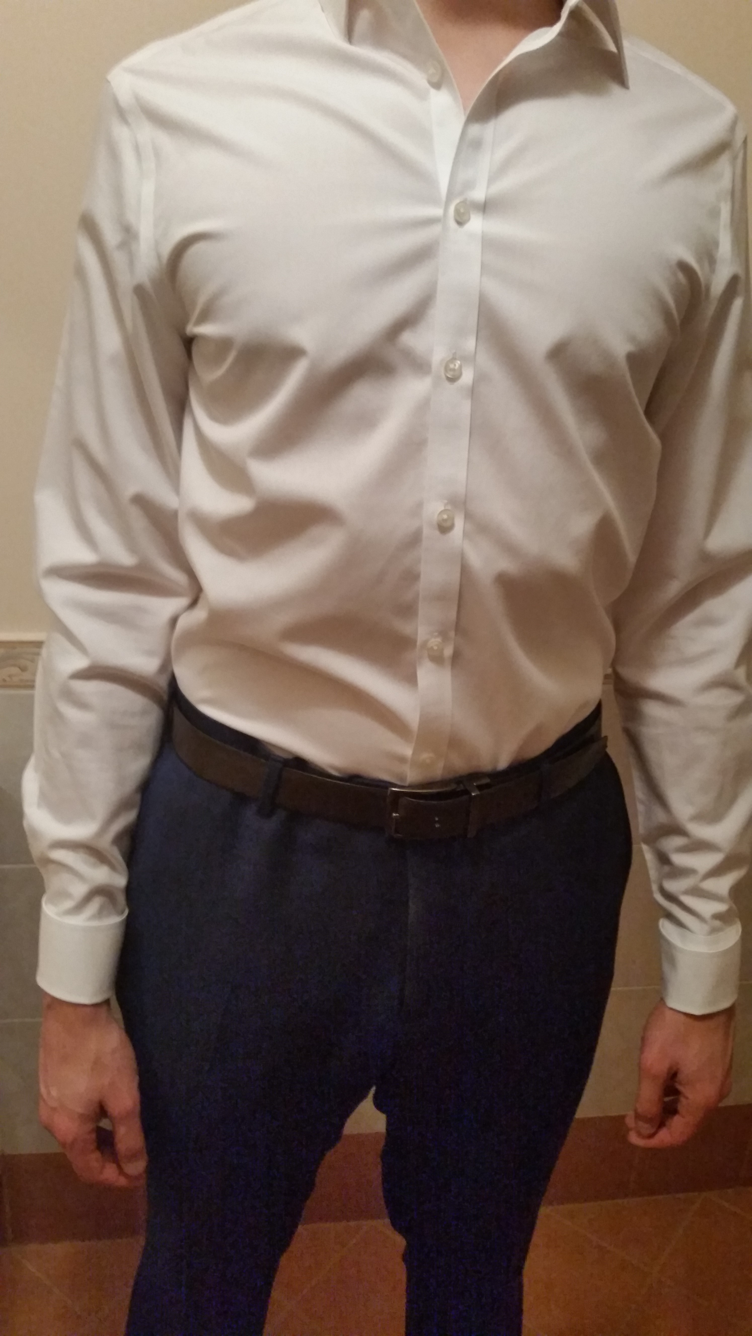 e903fe16e180 Shirt Review - Charles Tyrwhitt Slim and Extra Slim Fit - The Art of ...