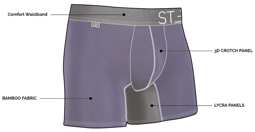 Step One Bamboo Underwear - Product Specs